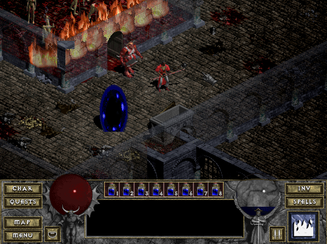 Diablo 1 Screenshot